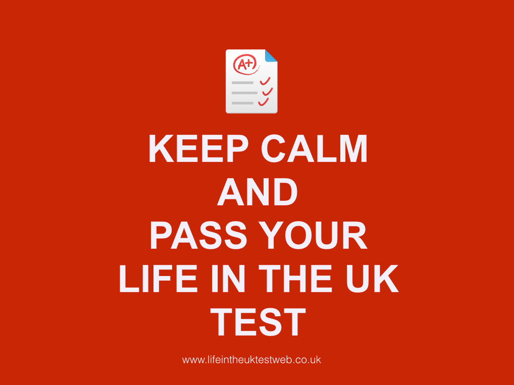 Life In The Uk Test 2018 Exam Practice Questions
